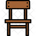 Chair Furniture House Icon