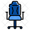 Chair Office Sit Icon