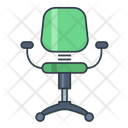Chair Business Furniture Icon