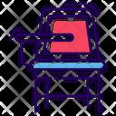Chair Class Chair Student Chair Icon