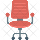 Chair Furniture Office Chair Icon
