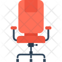 Chair Office Wheelchair Icon