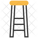 Chair Seat Furniture Icon