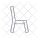 Chair Seat Interior Icon