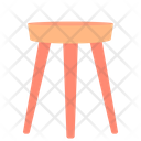 Chair Sit House Icon