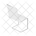 Chair Office Back Icon