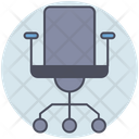 Business Chair Office Seat Icon