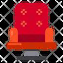 Chair Entertainment Media Icon