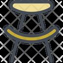 Chair Furniture Icon