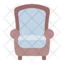 Chair Armchair Seat Icon