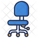 Chair Office Seat Icon