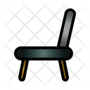 Chair Decor Sit Icon
