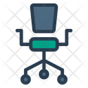 Chair Seat Office Icon