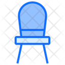 Chair Seat Bar Icon