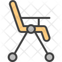 Chair Baby Chair Baby Furniture Icon