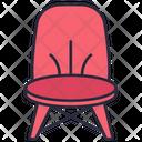 Chair Design Furniture Icon