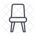 Chair Dine Table Chair Seat Icon