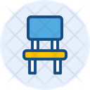 Chair Furniture Seat Icon