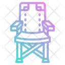 Chair Camping Hobby Icon