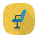 Chair Home Furniture Icon