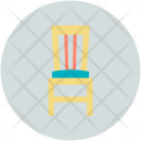 Chair Wooden Furniture Icon