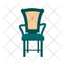 Chair Bedroom Icon