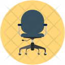 Chair Furniture Mesh Icon