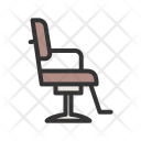 Chair Barber Icon