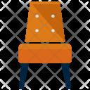 Chair Seat Sofa Icon