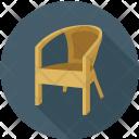 Chair Armchair Swivel Icon