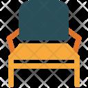 Chair Sofa Seat Icon