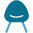 Chair Seat Side Icon