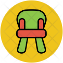 Chair Baby Kids Icon