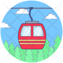 Chair Lift Icon