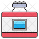 Chairlift Travel Activity Icon