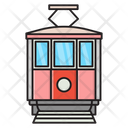 Chairlift Ropeway Cableway Icon
