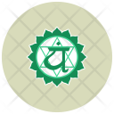 Chakra Anahata Icon