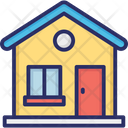 Chalet Home House Icon