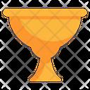 Chalice Goblet Grail Icon