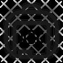 Board Frame Blackboard Icon