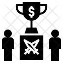 Challenge Battle Competition Icon