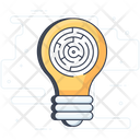 Maze Challenge Labyrinth Icon