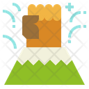 Challenge Competitive Success Icon