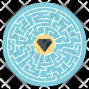 Challenge Query Maze Icon