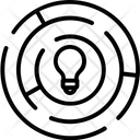 Challenge Maze Solution Icon