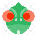 Chameleon Animal Animals Icon