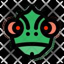 Chameleon Animal Animals Icon