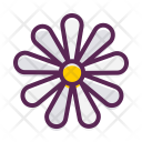 Chamomile Flower Easter Icon