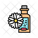 Chamomile Drink Homeopathy Icon