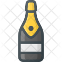 Champagne Bottle Celebrate Icon